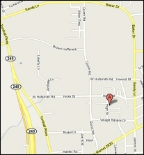 click map for directions to gallagher and stull attorneys at law